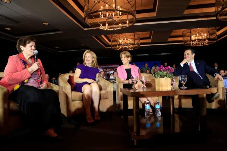 Ted Cruz Carly Fiorina, Carly Fiorina Ted Cruz, Carly Fiorina VP