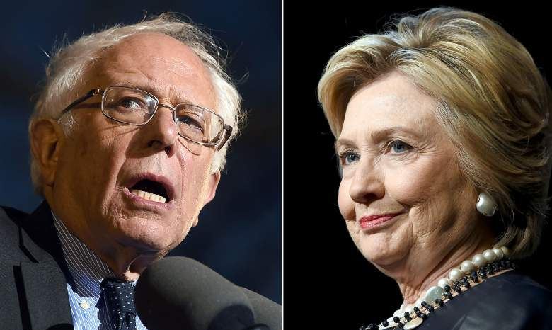 Bernie Sanders and Hillary Clinton, New York Democratic polls, latest current polling numbers