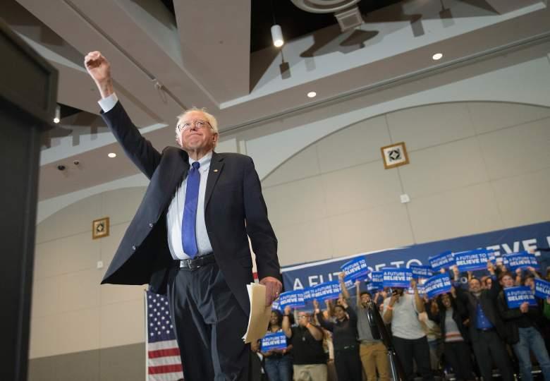 Bernie Sanders, path to nomination, delegates, can Sanders win Democratic nomination