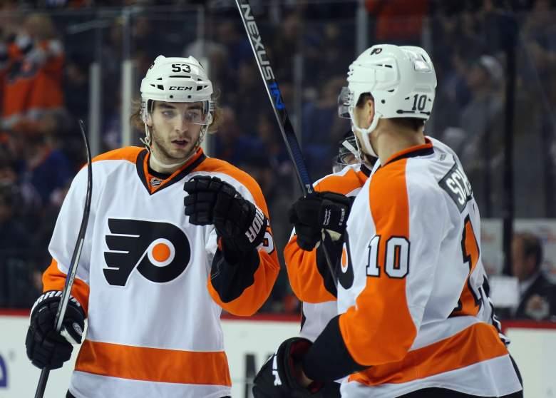 Philadelphia Flyers, Washington Capitals, tv channel, NHL playoffs