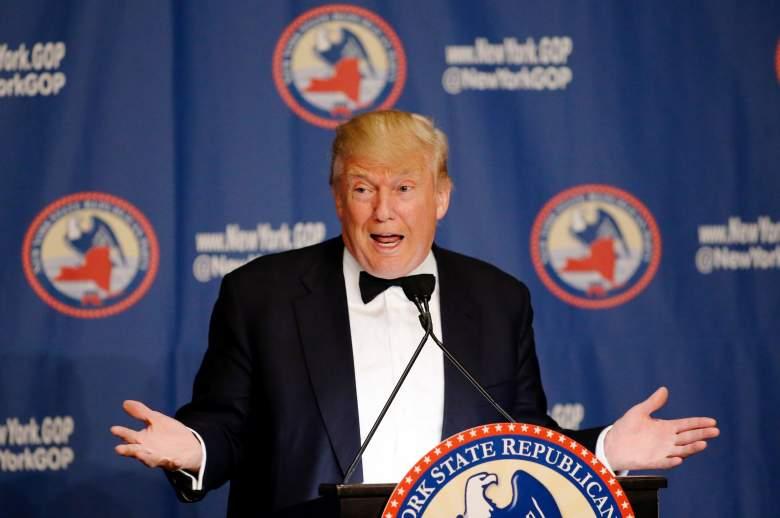 Donald Trump, GOP Republican delegate count, latest, current, new york
