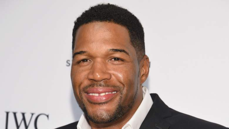 michael strahan good morning america, michael strahan live with kelly