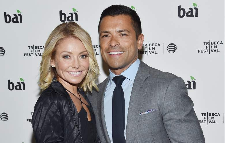 kelly ripa and mark consuelos, kelly ripa husband