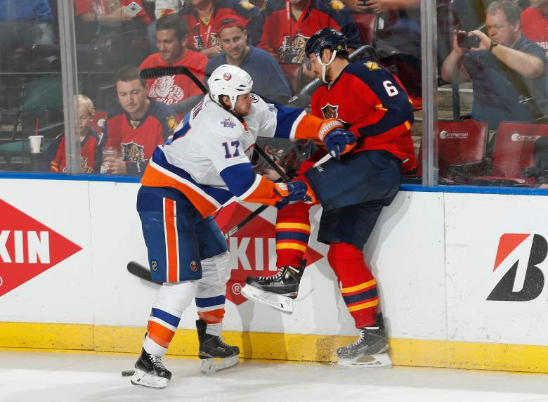 New York Islanders, Florida Panthers, NHL playoffs