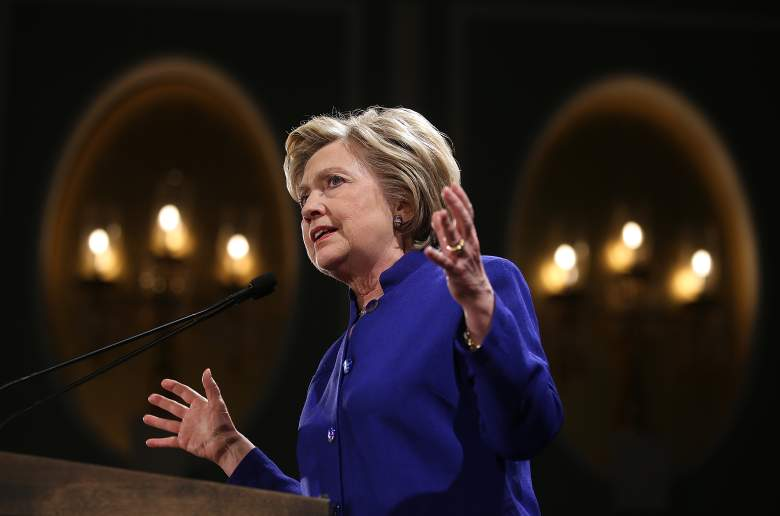 Hillary Clinton, Pennsylvania Democratic polls, early latest current polling numbers, primary, Bernie Sanders