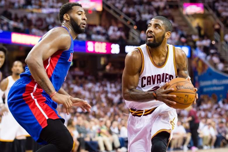 Cleveland Cavaliers, Detroit Pistons, NBA playoffs
