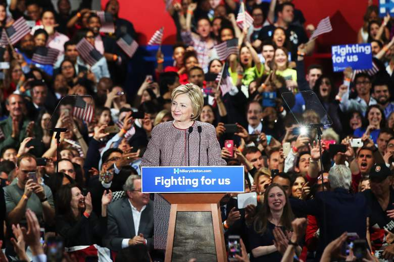 Hillary Clinton, Pennsylvania democratic polls, bernie sanders, early latest polling numbers