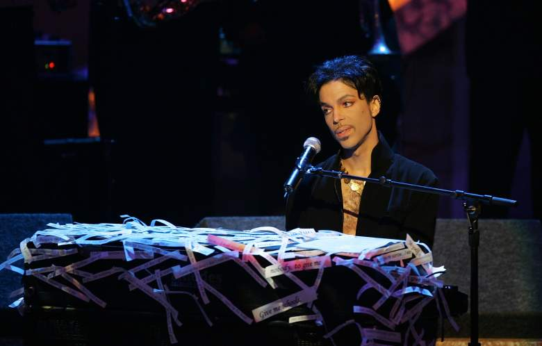 prince funeral