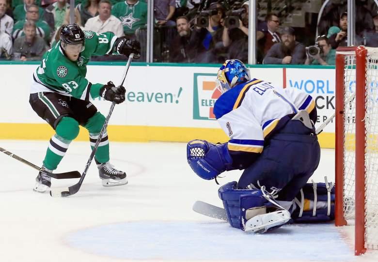 St. Louis Blues, Dallas Stars, NHL playoffs