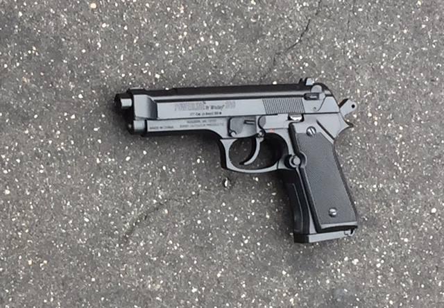 dedric colvin, baltimore police shoot 13 year old