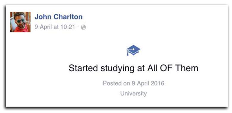 john charlton facebook, ingrid lyne