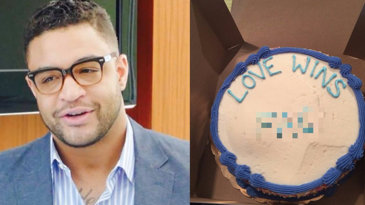 jordan brown, jordan brown austin, jordan brown cake, pastor jordan brown austin cake whole foods, jordan brown whole foods cake anti gay slur, jordan brown lawsuit
