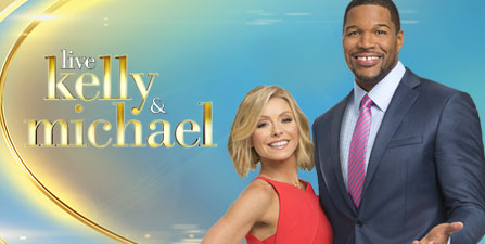 michael strahan live with kelly, live with kelly and michael