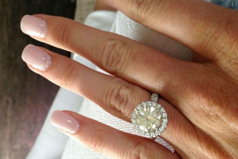 heather bilyeu engagement ring, josh altman and heather bilyeu engaged