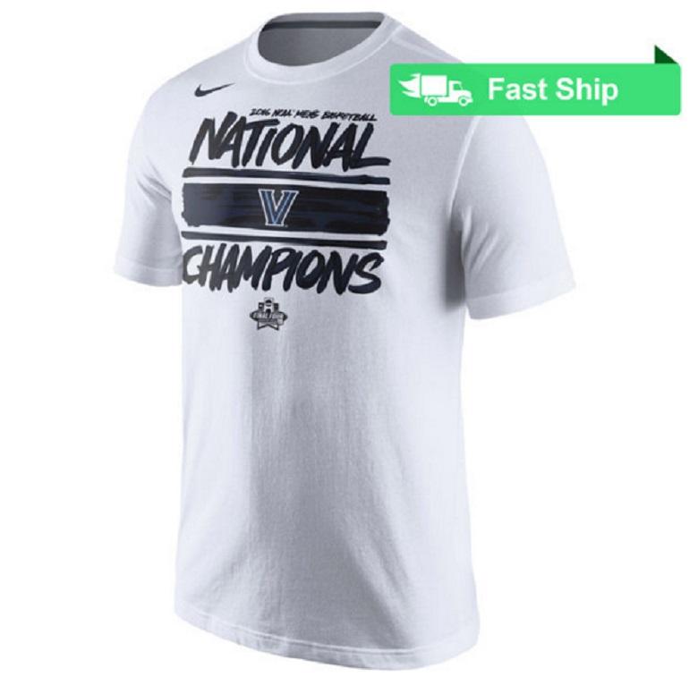 villanova wildcats 2016 national champions gear shirts