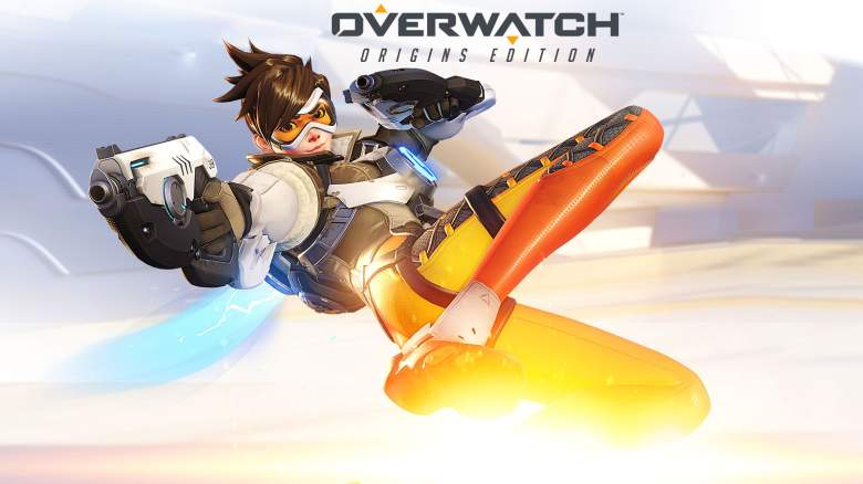 Overwatch Olympic Skins