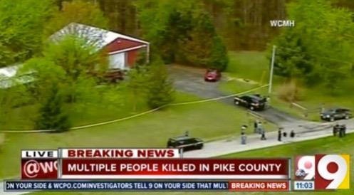Peebles Shooting Pike County