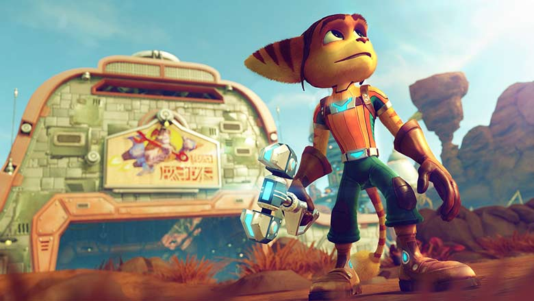 ratchet and clank ps4 review