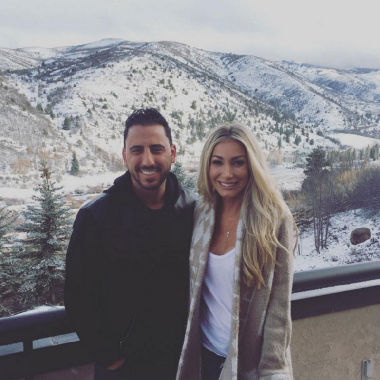 josh altman and heather bilyeu wedding, josh altman and heather bilyeu aspen