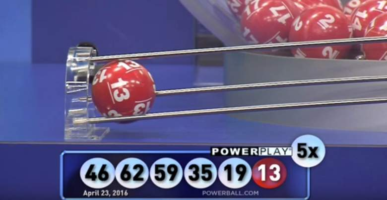 april 23 powerball numbers