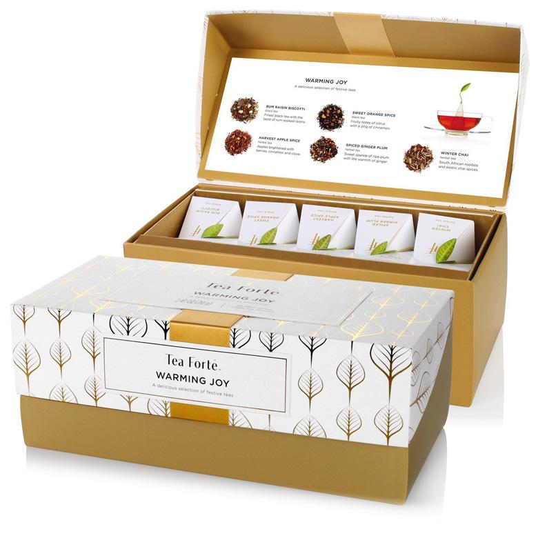 Tea Forte Warming Joy Presentation Box