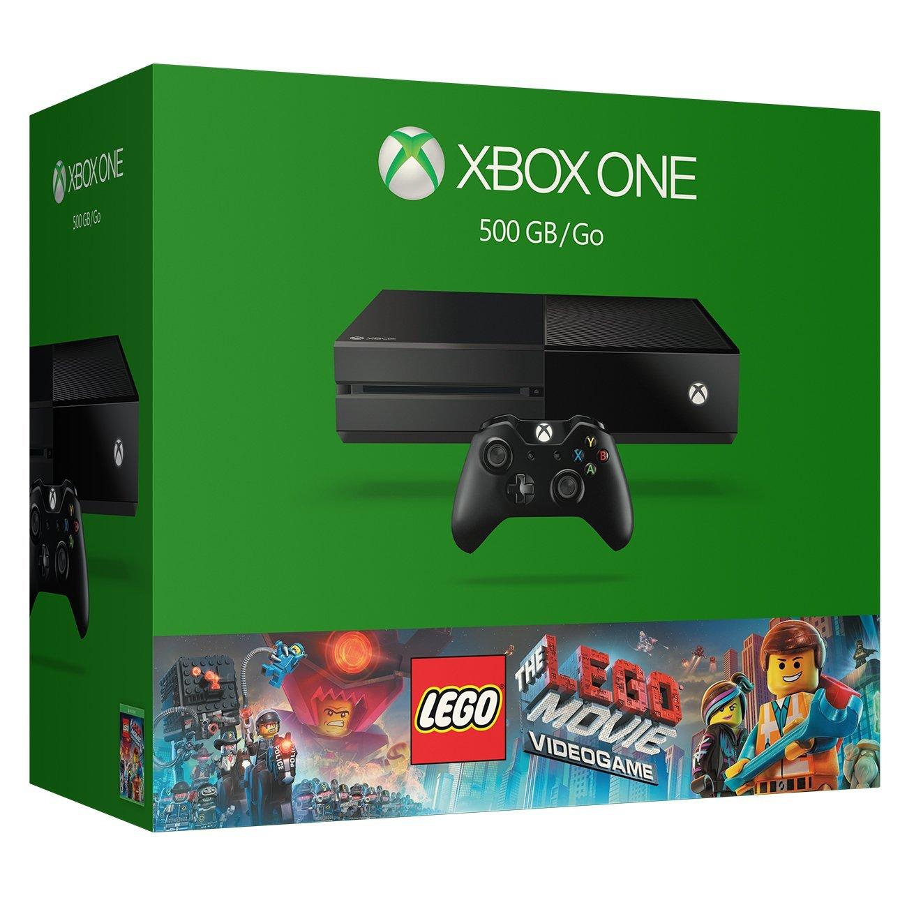 Xbox One Bundle LEGO Videogame