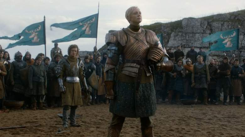 brienne of tarth family