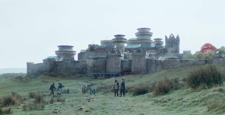 crypts of winterfell
