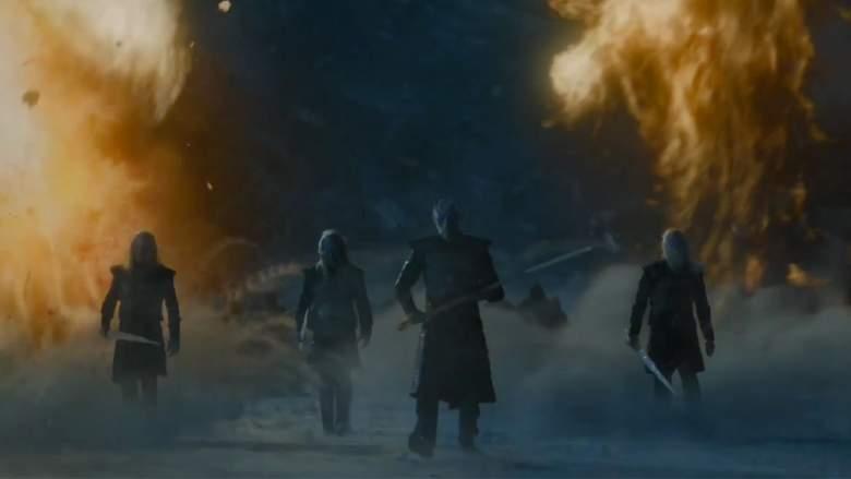 white walker war