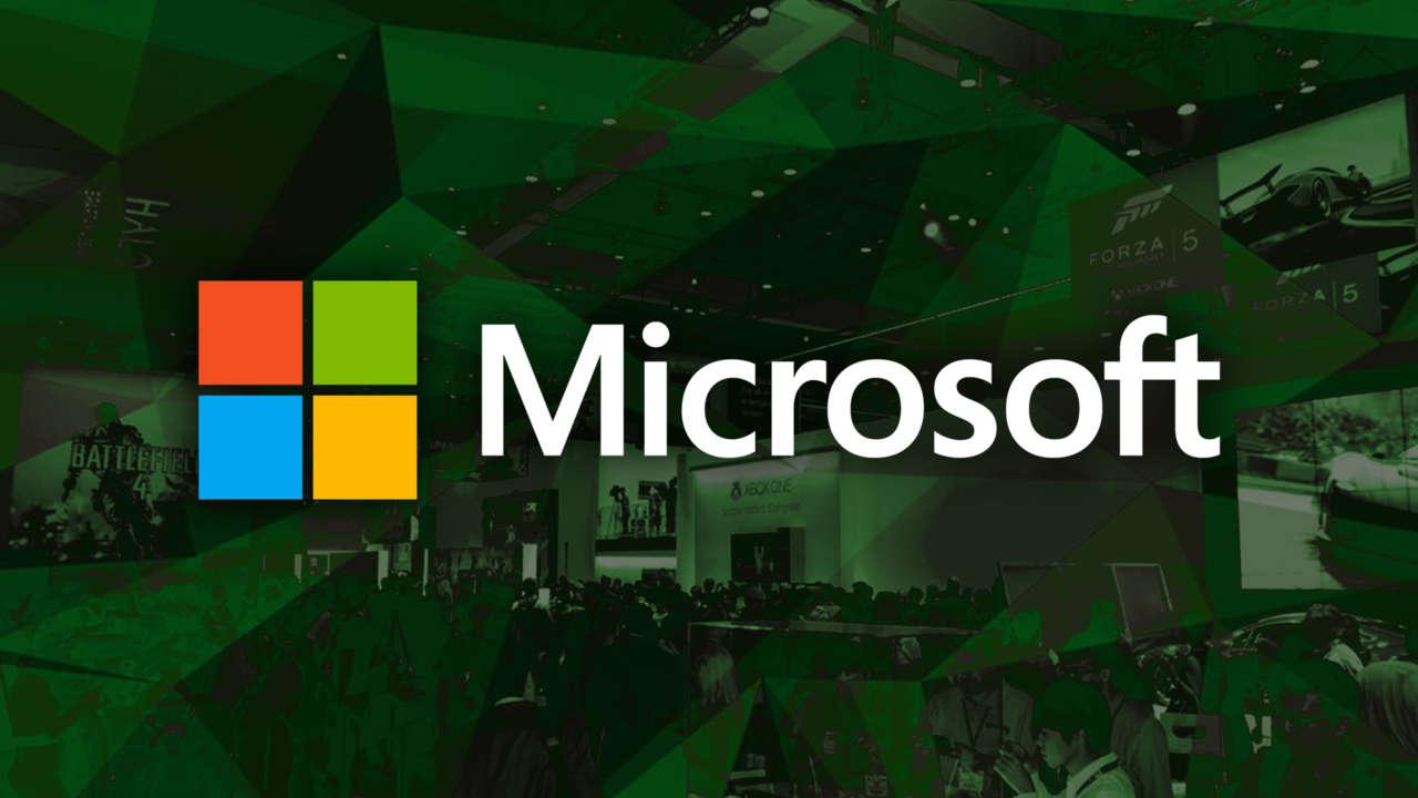 E3 2016 Microsoft