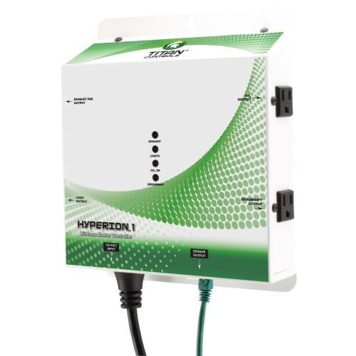 titan controls hyperion 1 temperature humidity co2 controller
