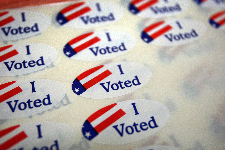 Washington State Primary, Voting, Ballots, Presidential Election