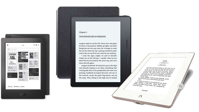 best e-readers 2016