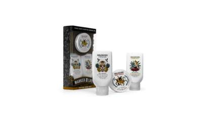 tattoo, tattoos, tattoo cream, tattoo aftercare, tattoo lotion, tattoo care, after tattoo care, Billy Jealously