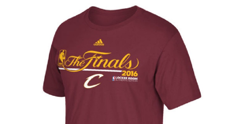 cavaliers eastern conference champions nba finals 2016 gear apparel shirts