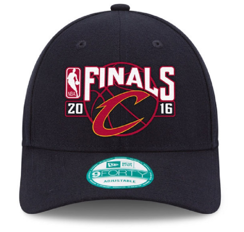 cavaliers 2016 eastern conference champions nba finals gear apparel hats