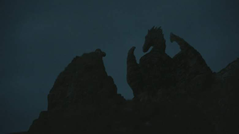 dragon gargoyle