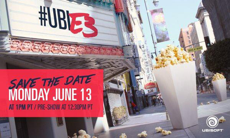 E3 2016 Ubisoft