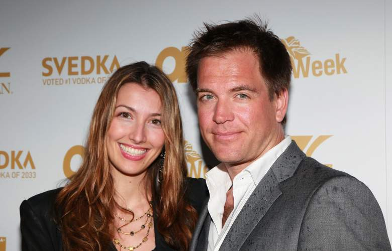 michael weatherly wife, michael weatherly family