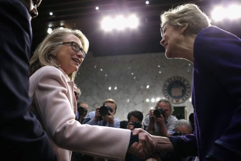 Elizabeth Warren and Hillary Clinton, Elizabeth Warren Vice President, Elizabeth Warren biography