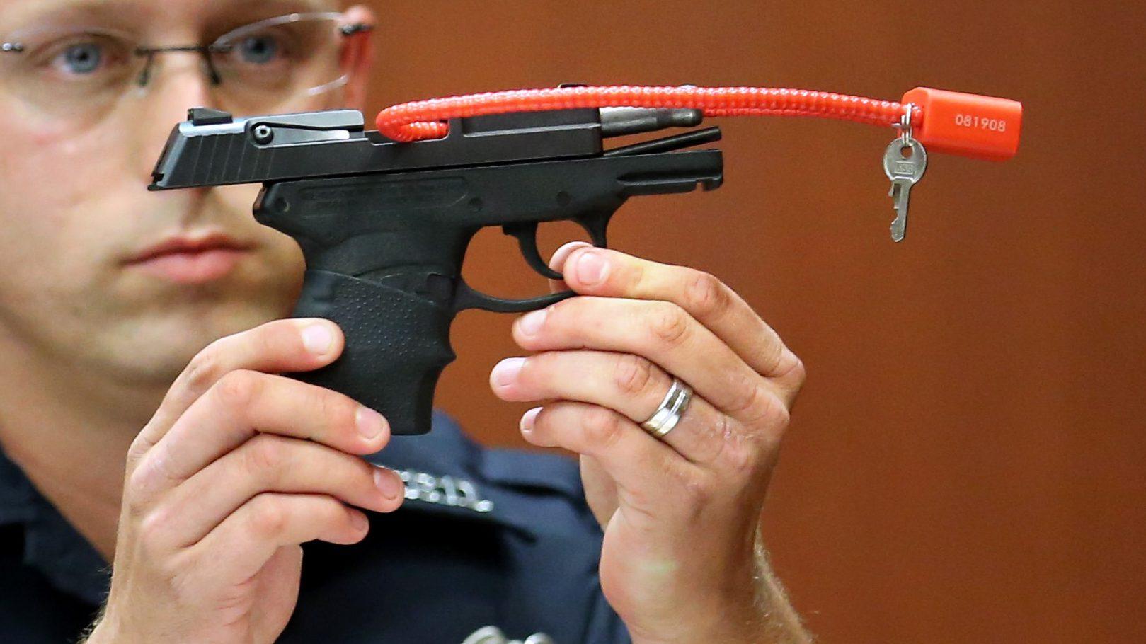 george zimmerman gun auction, trayvon martin gun auction