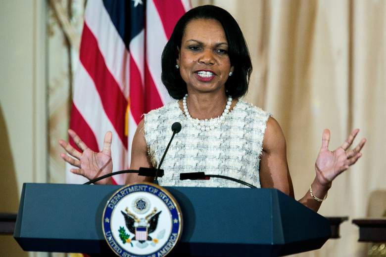 Condoleezza Rice State Department, Condoleezza Rice portrait, Condi Rice