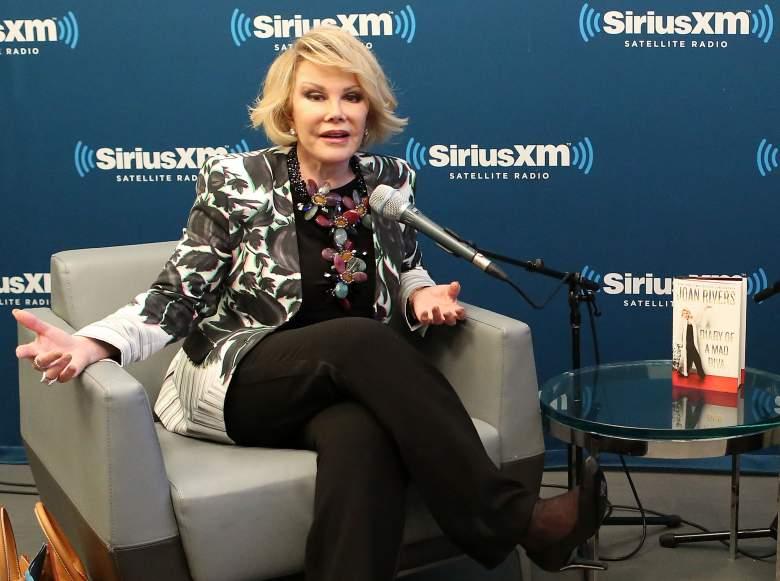 Joan Rivers, Joan Rivers Sirius XM, Joan Rivers radio