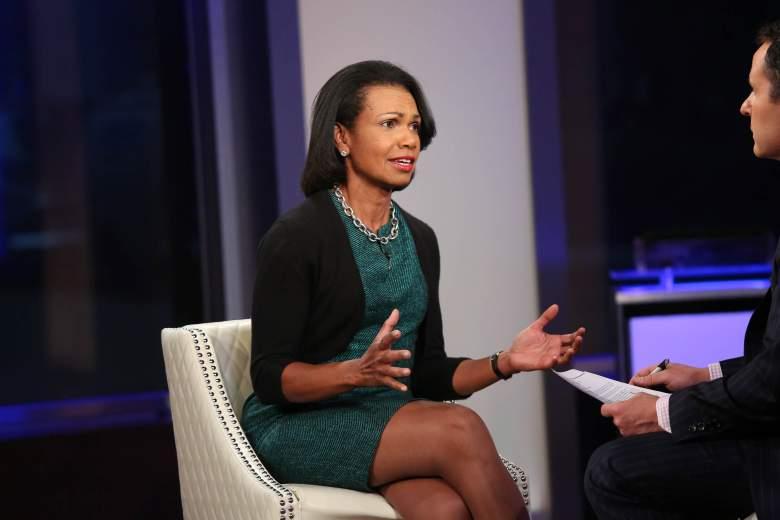 Condoleezza Rice Fox News, Condi Rice talks, Condoleezza Rice politics