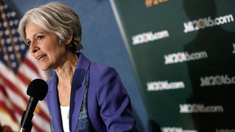 Dr. Jill Stein, Jill Stein President, Jill Stein Green Party
