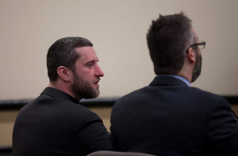 Dustin Diamond arrest, Screech arrest, Dustin Diamond trial