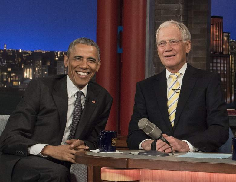 David Letterman Barack Obama, President Obama Late Show, Barack Obama comedy