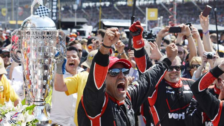 indy 500 2016 prize money total purse winning share driver payouts