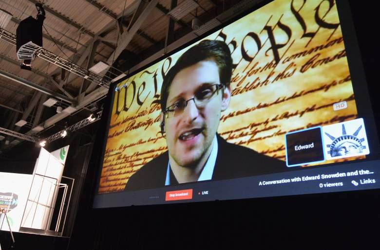 Edward Snowden SXSW, Edward Snowden, SXSW 2014