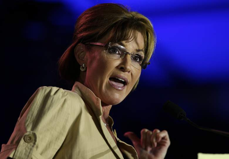Sarah Palin GOP, Sarah Palin talking, Sarah Palin pointing